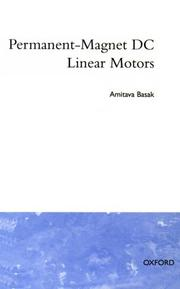 Cover of: Permanent-magnet DC linear motors