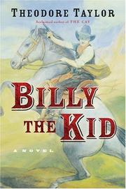 Cover of: Billy the Kid: a novel