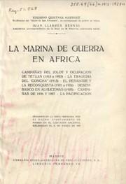 La Marina de Guerra en África