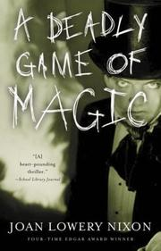 Cover of: A DEADLY GAME OF MAGIC