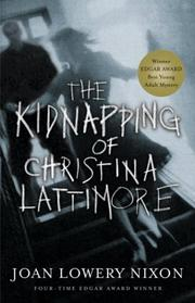 Cover of: The Kidnapping of Christina Lattimore