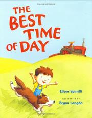 Cover of: The best time of day