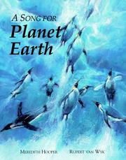Cover of: A Song for Planet Earth
