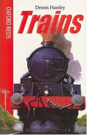 Cover of: Trains (Oxford Reds)