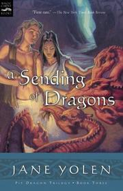 Cover of: A sending of dragons