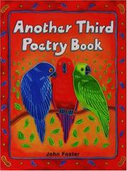 Cover of: Another third poetry book | compiled by John Foster.