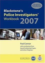 Cover of: Blackstone