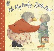 Cover of: Oh My Baby, Little One