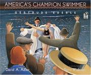 Cover of: America's Champion Swimmer: Gertrude Ederle
