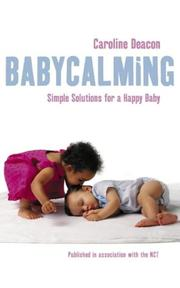 Cover of: Babycalming