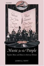 Cover of: Music for the people