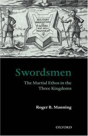 Cover of: Swordsmen | Roger B. Manning