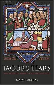 Cover of: Jacob's Tears