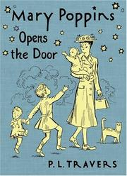 Cover of: Mary Poppins Opens the Door (Mary Poppins)