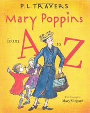 Cover of: Mary Poppins from A to Z