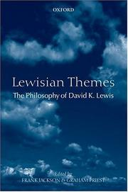 Cover of: Lewisian themes