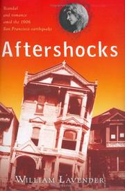 Cover of: Aftershocks