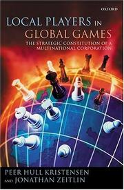 Cover of: Local Players in Global Games | Peer Hull Kristensen