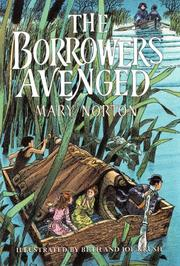 Cover of: The Borrowers avenged