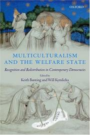 Cover of: Multiculturalism and the welfare state |