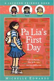 Cover of: Pa Lia