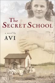 Cover of: The secret school