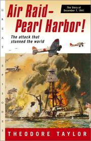 Cover of: Air raid--Pearl Harbor!: the story of December 7, 1941