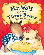 Cover of: Mr.Wolf and the Three Bears