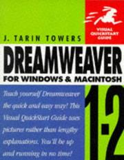 Cover of: Dreamweaver 1.2 for Windows and Macintosh