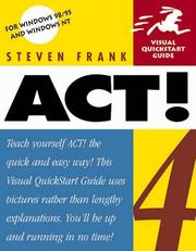 Cover of: Act! 4