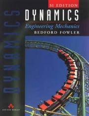 Cover of: Dynamics | A. Bedford