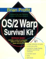 Cover of: The OS/2 Warp survival kit
