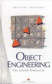 Cover of: Object Engineering