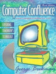 Cover of: Computer Confluence and CD, and Web Guide Package