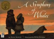 Cover of: Symphony of Whales