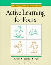 Cover of: Active Learning for Fours (Addison-Wesley Active Learning Series)