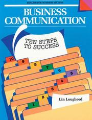 Cover of: Business communication