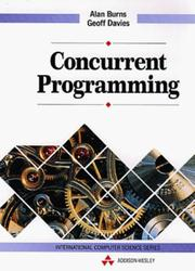 Cover of: Concurrent programming | Burns, Alan