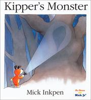 Cover of: Kipper's monster