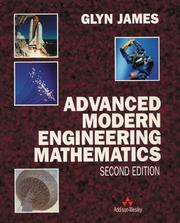 Cover of: Advanced modern engineering mathematics