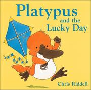 Cover of: Platypus and the lucky day