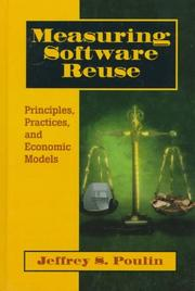 Cover of: Measuring software reuse