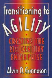 Cover of: Transitioning to agility