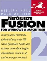 Cover of: NetObjects Fusion 2 for Windows and Macintosh