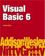 Cover of: Nitty Gritty Visual Basic 6