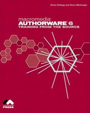 Cover of: Macromedia Authorware 6 Training from the Source