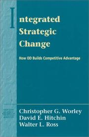 Cover of: Integrated strategic change by Christopher G. Worley