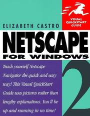 Cover of: Netscape 2 for Windows