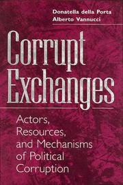 Cover of: Corrupt exchanges