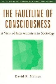 Cover of: The Faultline of Consciousness
